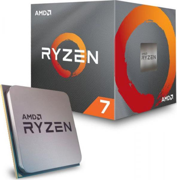 AMD Ryzen 7 3700X Boxed 8 x 3.60 GHz, Turbo 4.40 GHz, 16 Threads